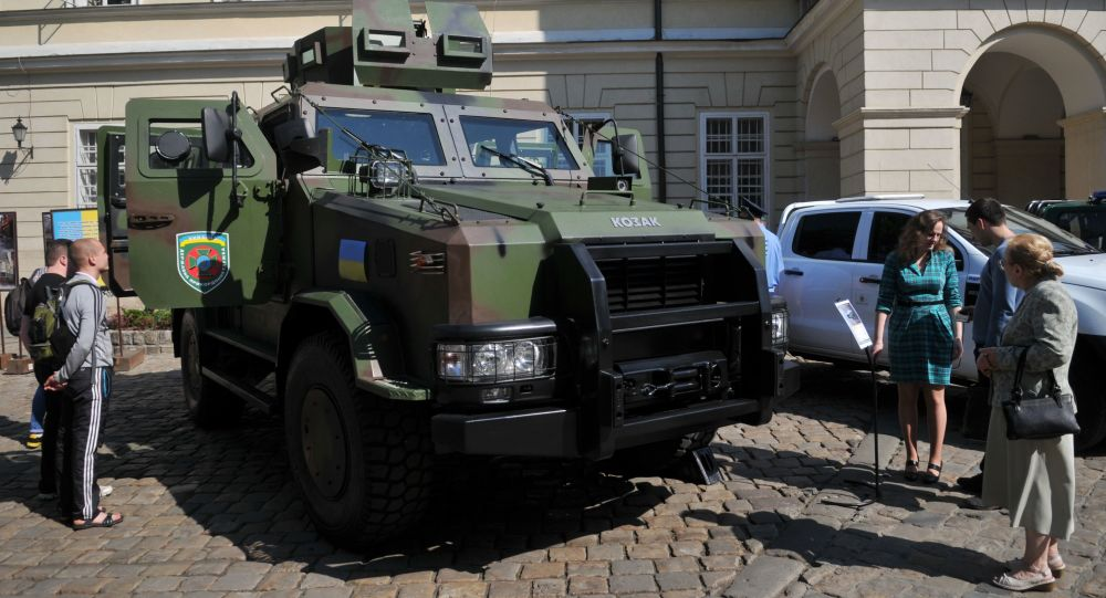 Obrněný vůz Kozak-2