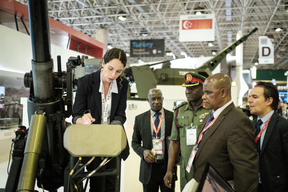 Výstava LAAD Defence & Security