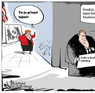 Kvalita amerických špionů...