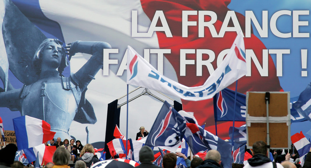Národní fronta ve Francii