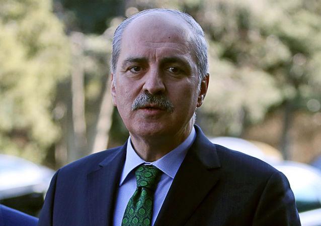 Vice-premiér Turecka Numan Kurtulmuş