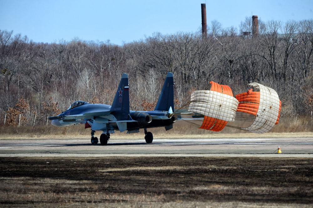 Letecké šipky 2017 ve Vladivostoku