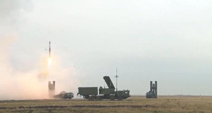 Ruské ozbrojené síly slaví den PVO