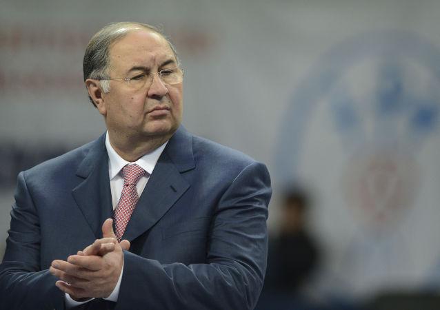 Ališer Usmanov