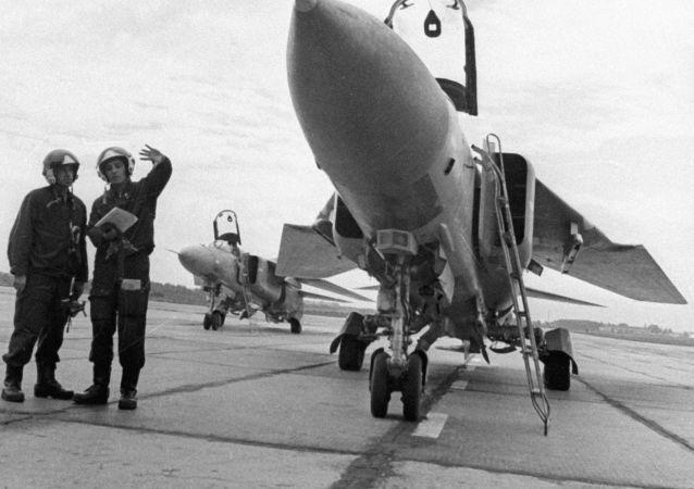 Mig-23. Ilustrační foto