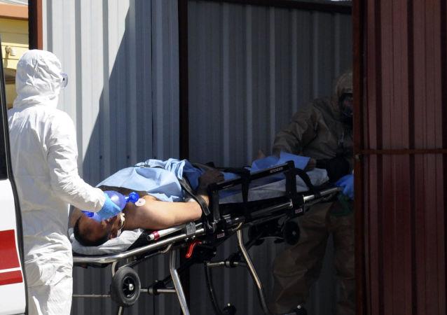 Chemický útok v Idlibu
