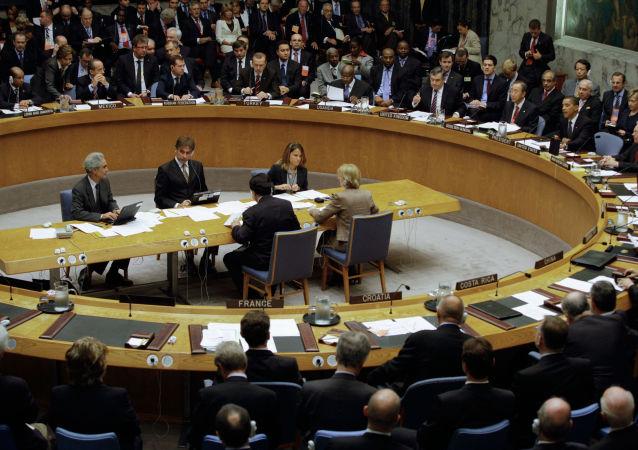 Rada bezpečnosti OSN. Ilustrační foto