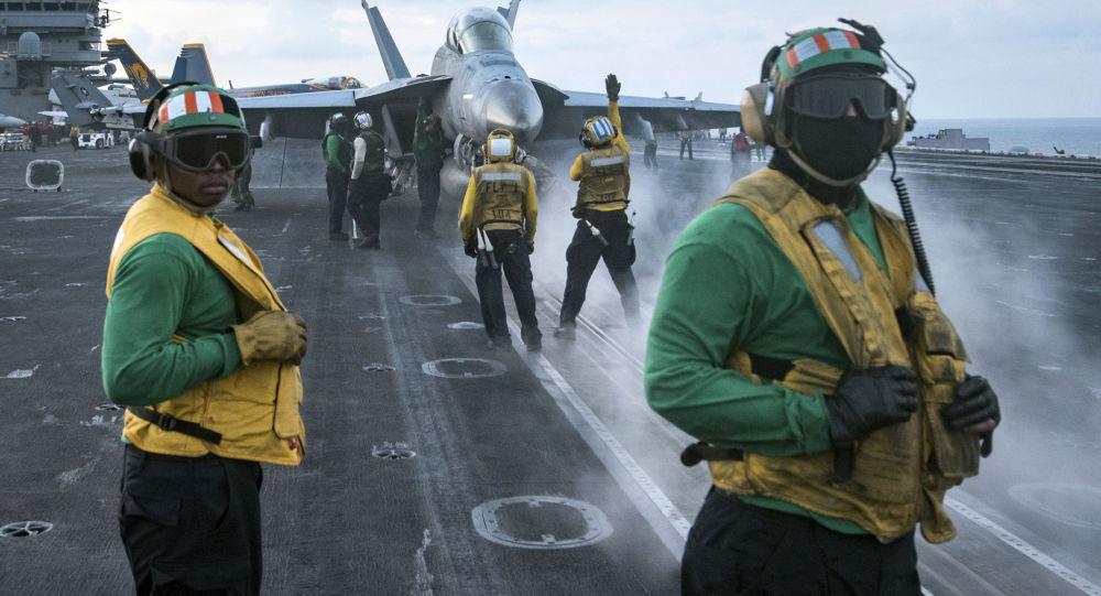 Letadlová lod' Carl Vinson