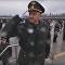 Zkouška vojenské přehlídky na počest 72. výročí ukončení Velké vlastenecké války
