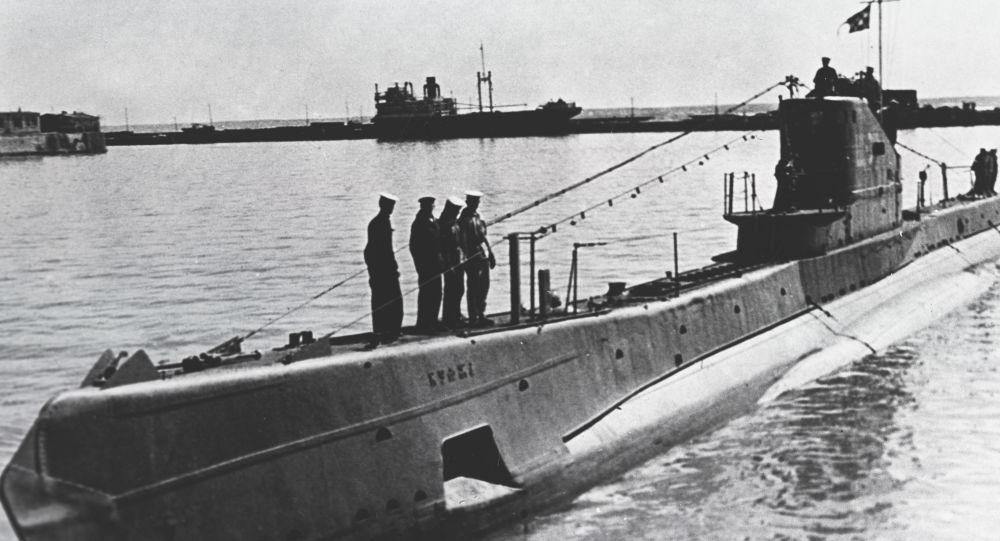 Ponorka třídy Šč