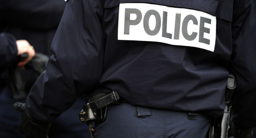 Francouzský policista