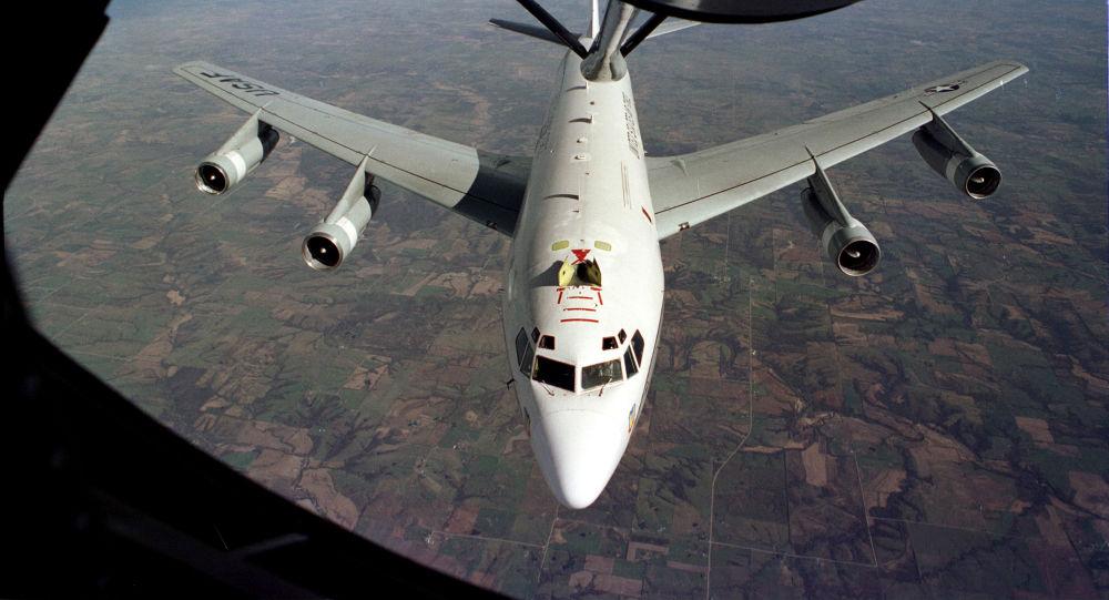 Speciální americké výzvědné letadlo WC-135