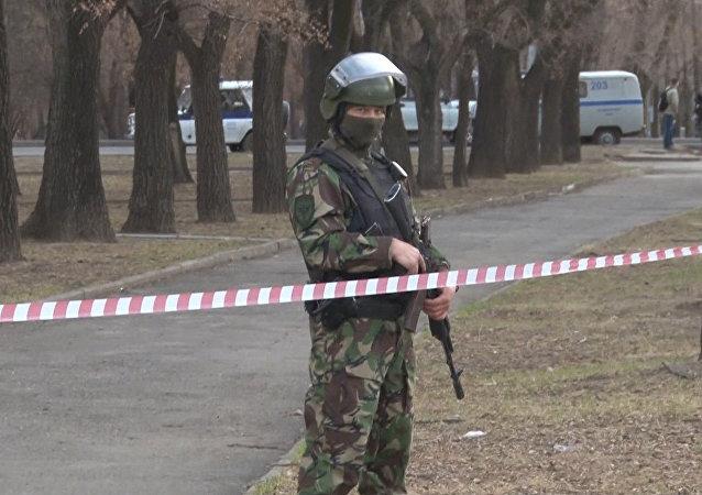 Střelba v Chabarovsku