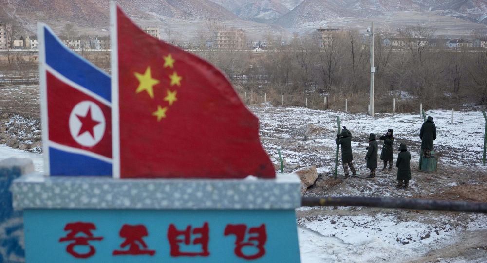 Hranice KLDR a Číny