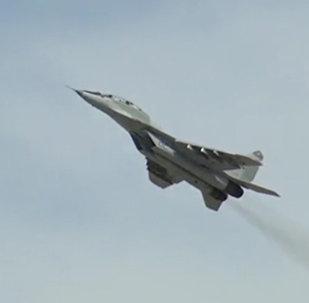 Posádky MiG-29SMT prošly kontrolní prověrkou