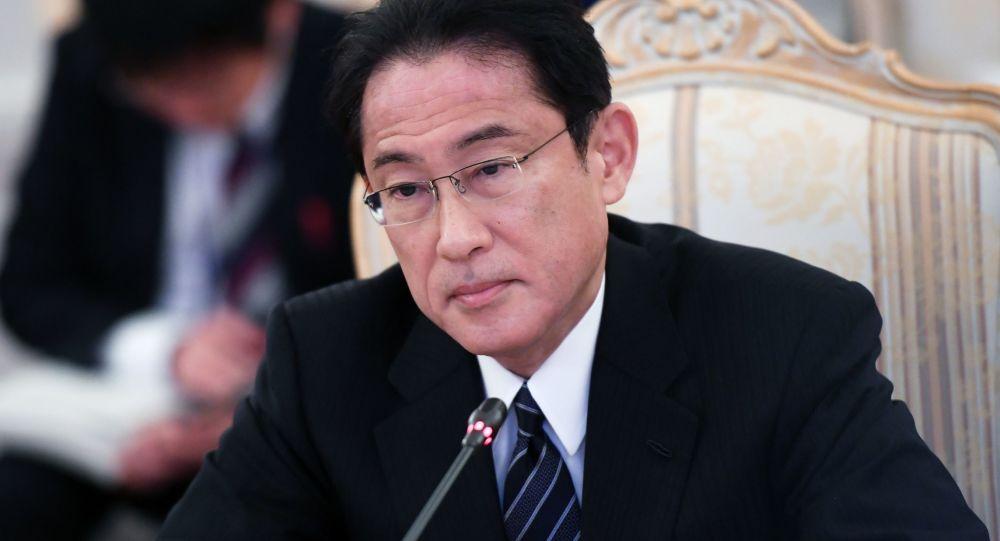 Ministr zahraničních věcí Japonska Fumio Kišida