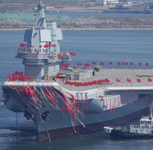 Čínská letadlová loď Šan-tung