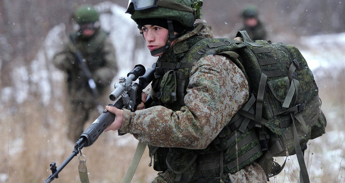 Vojenská výstroj Ratnik