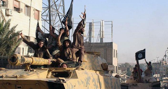 Příslušníci Islámského státu
