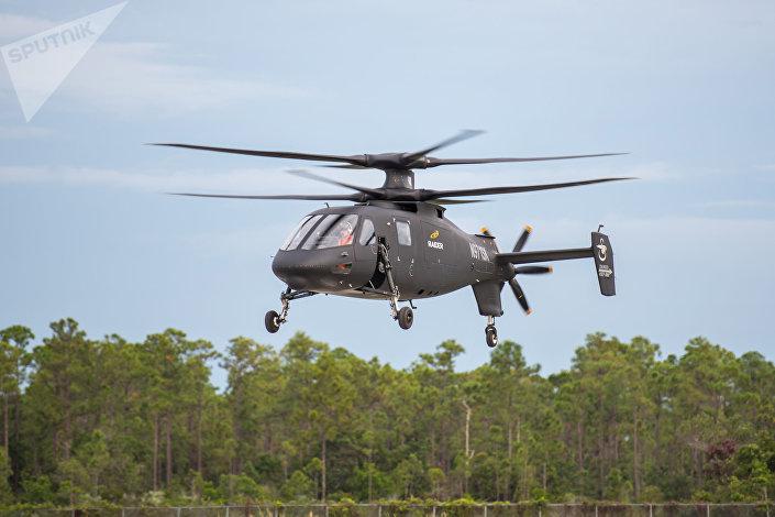 Vrtulník S-97 Raider