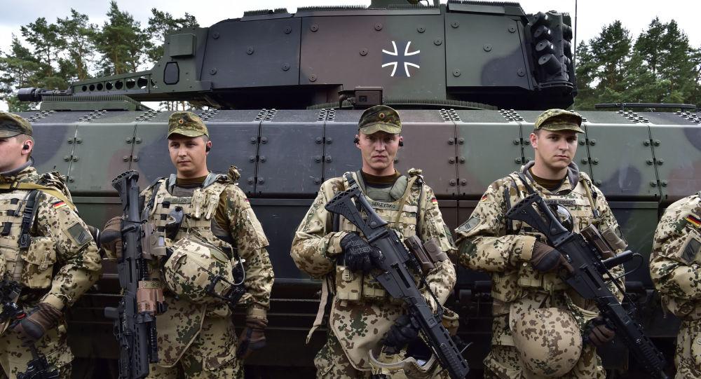Vojáci v Němesku