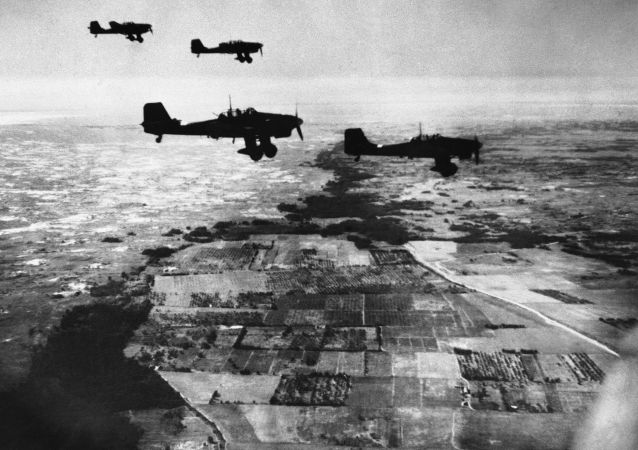 Bombardéry Junkers Ju-87