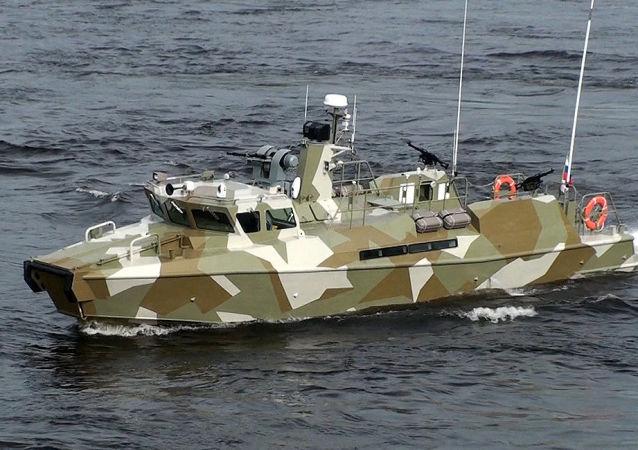 Moderní člun Raptor
