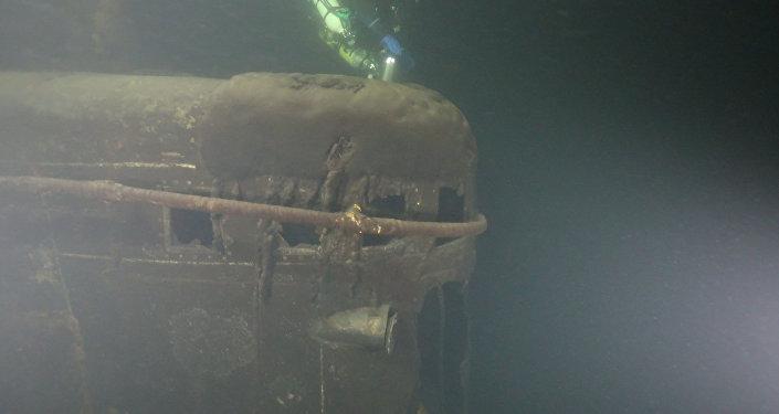 Na dně Finského zálivu našli dvě sovětské ponorky z doby Velké vlastenecké války