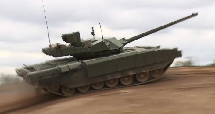 Танк T-14 Armata