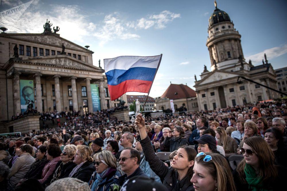 Русские Знакомства в Германии
