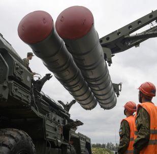 Raketový komplet S-400
