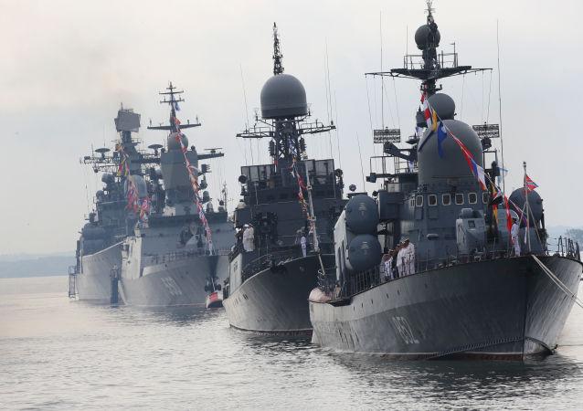 Lodě Baltské flotily