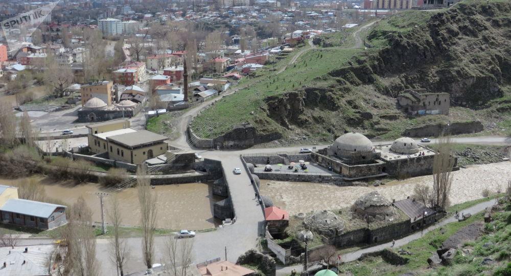 Turecké město Kars