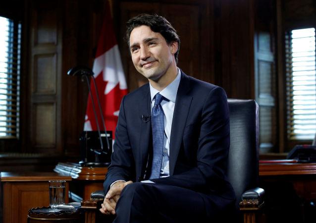 Premiér Kanady Justin Trudeau