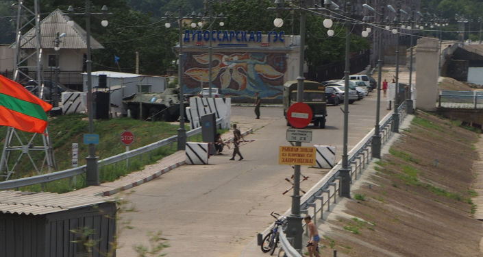 Hranice Moldavska a Podněstří