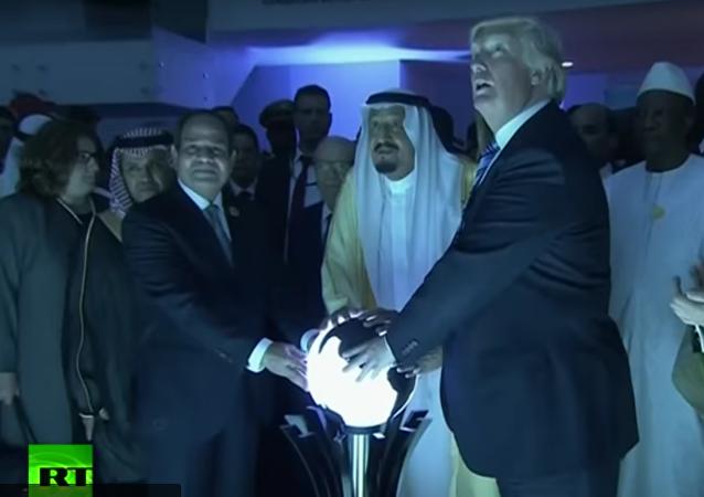 Trump a koule