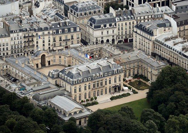 Budova francouzského ministerstva zahraničních věcí. Ilustrační foto