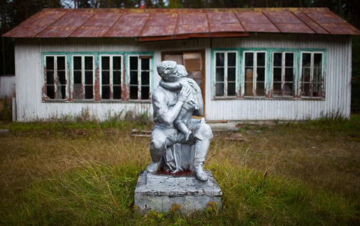 Přízraky sovětské epochy