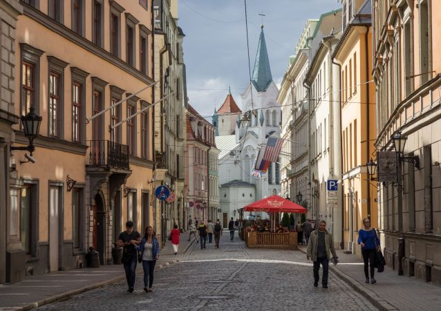 Riga, Lotyšsko. Ilustrační foto
