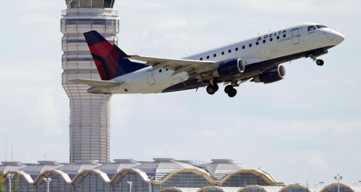 Letadlo letecké společnosti Delta Airlines