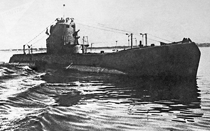 Ponorka typu Ščuka