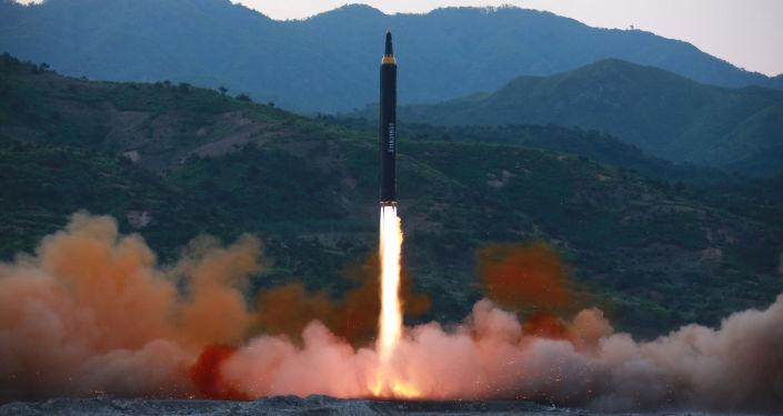 Raketa Hwasong-12