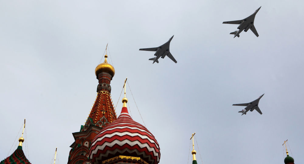 Bombardéry Tu-160