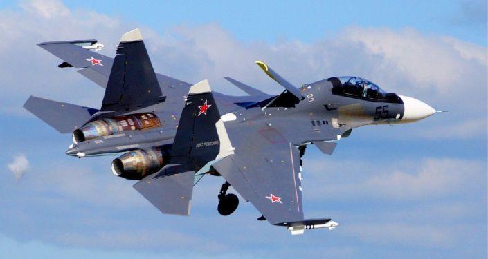 Stíhačka Su-35