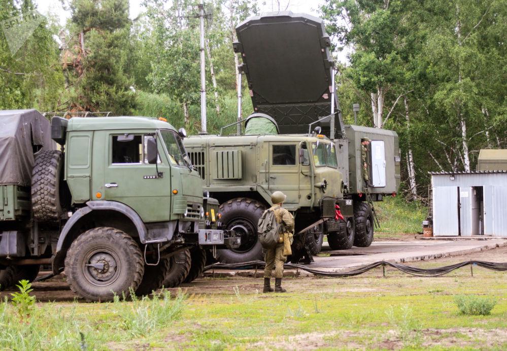 S-300 zahájily cvičení