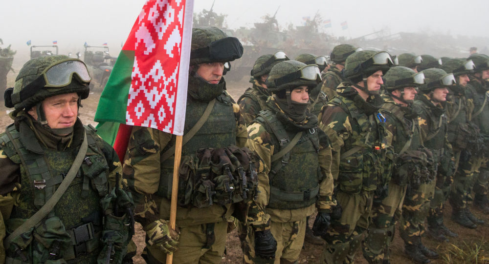 Cvičení Slovanské bratrství v Srbsku