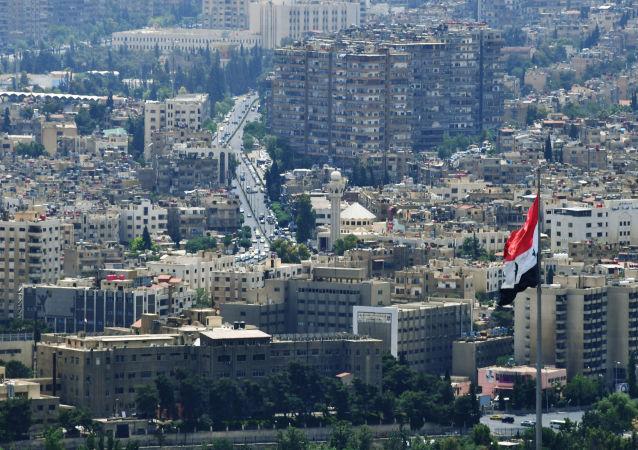 Damašek, Sýrie. Ilustrační foto