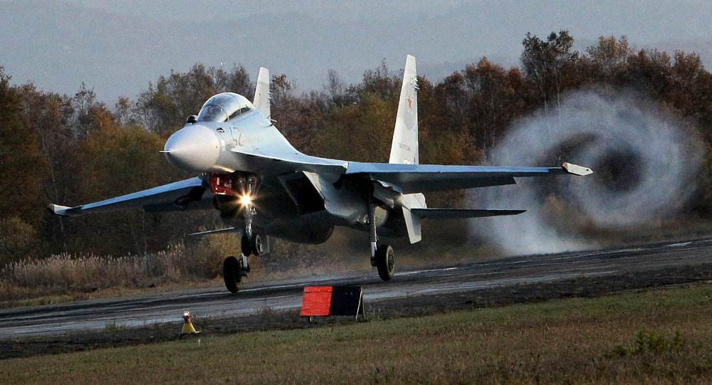 Víceúčelový letoun Su-30 M2