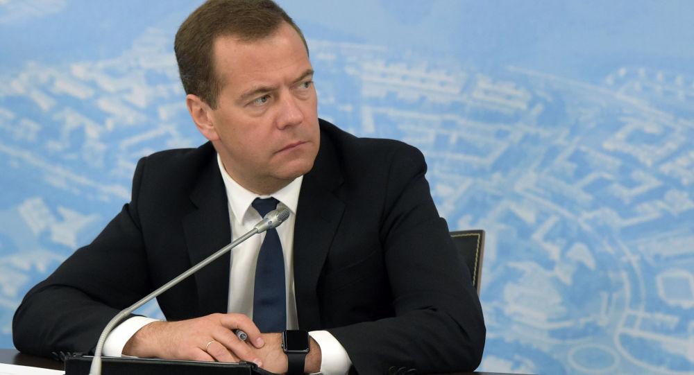 Dmirij Medvěděv