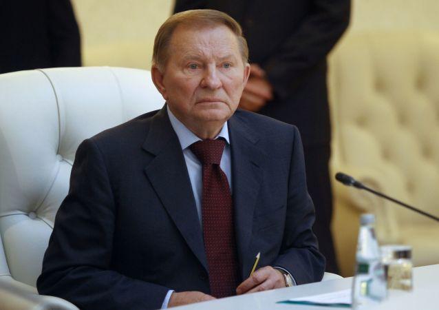 Bývalý prezident Ukrajiny Leonid Kučma